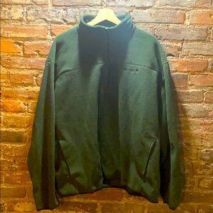 Timberland  Dark Green Fleece Sweater